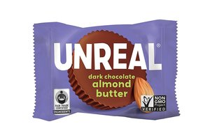 Unreal Dark Chocolate Almond Butter Cups .53oz