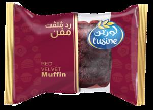 Almarai Lusine Red Velvet Muffin 60g