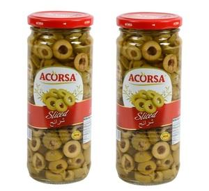 Acorsa Oilves Green Sliced 2x230g