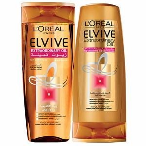 L'Oreal Very Dry Hair Shampoo With Conditioner 2x400ml