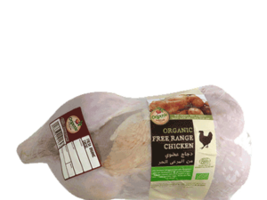 Organic Fresh Local Chicken 1.5kg