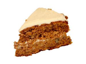 Carrot Cake Slice 1s