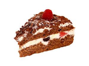 Black Forest Cake Slice 1s