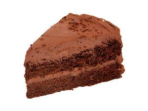 Chocolate Cake Slice 1s