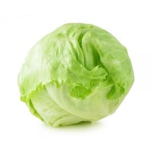 Lettuce Iceberg Organic UAE 500g