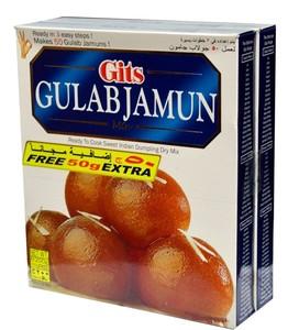 Gits Gulab Jamun 2x200g
