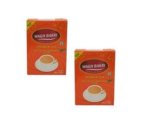 Wagh Bakri Premium Tea Box 2x225g