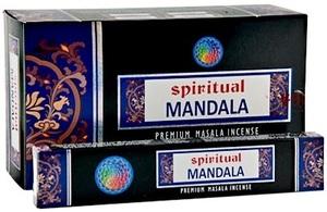 Spiritual Premium Mandala Incense Stick 12pc