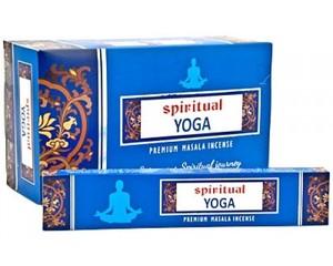 Spiritual Premium Yoga Incense Stick 12pc