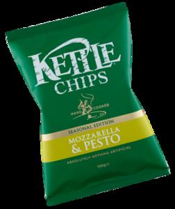 Kitco Kettle Cooked Pesto 40g