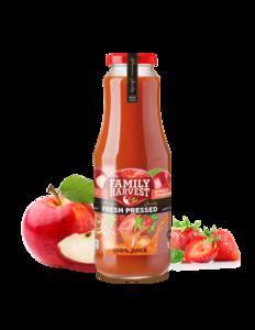 Family Harvest Apple Aronia Juice Volume 300ml