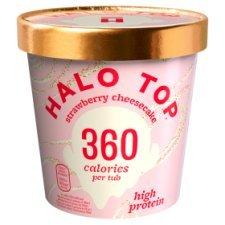 Halo Top Strawberry & Cheesecake 473ml