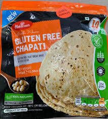 Haldirams Gluten Free Chapati 300g