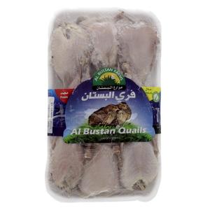 Al Bustan Fresh Quail 600g