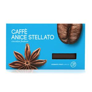 Dark Chocolate Bar With Cofee And Star Anice 50g
