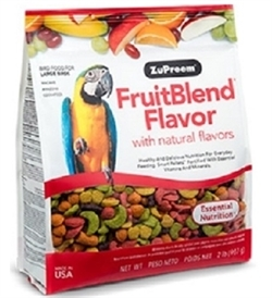 Zupreem Fruitblend Large Parrots 3.5lb