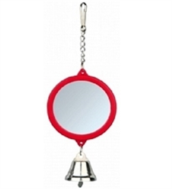 Trixie Mirror With Bell 7cm