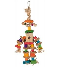 Trixie Toy Bamboo Man 25cm