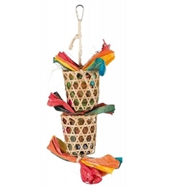 Trixie Toy With Natural Nesting Materials 35cm