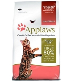 Applaws Adult Cat Dry Chicken & Salmon 2kg