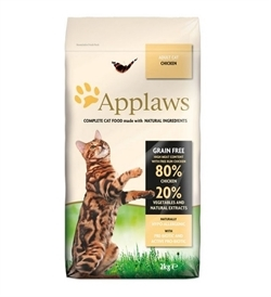 Applaws Adult Cat Dry Chicken 2kg