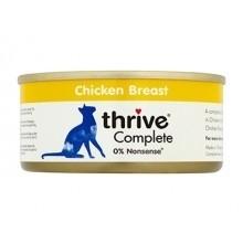 Thrive Complete Cat Wet Food Chicken Breast 75g
