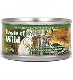 Taste Of The Wild Rocky Mountain Feline In Gravy 85g
