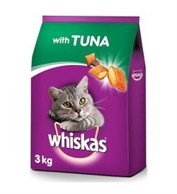 Whiskas Adult Tuna 3kg