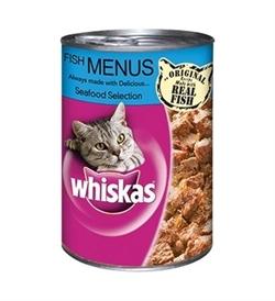 Whiskas Seafood Selection 400g