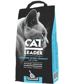 Cat Leader Clumping Ultra Compact 10kg