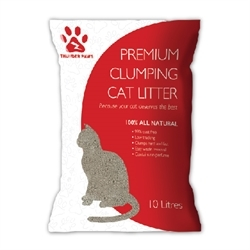 Thunder Paws Clumping Cat Litter 10L
