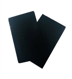 Thunder Paws Active Charcoal Litter Box Filter Size B 2pcs