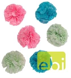 Ebi Cat Toy Wanna Play Paper Ball 5cm