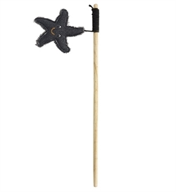 Trixie Be Nordic Polyester Playing Rod With Starfish 45cm