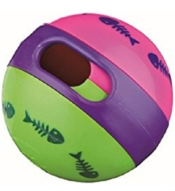 Trixie Cat Activity Snack Ball 6cm