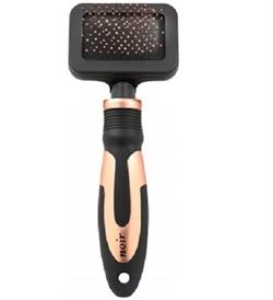 Ebi Noir Soft Slicker Brush Small 1pc