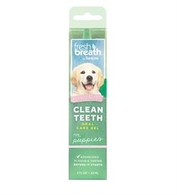 Tropiclean Clean Teeth Oral Care Gel For Puppies 59ml