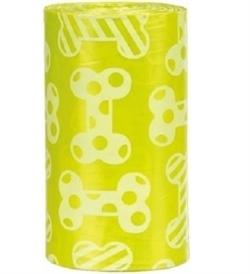 Trixie Dog Poop Bags With Lemon Scent 4x20pcs