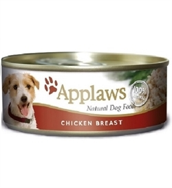 Applaws Adult Dog Chicken Breast Tin 156g
