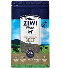 Ziwipeak Air Dried Beef For Dogs 2.5kg