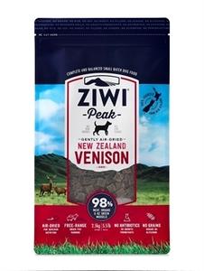 Ziwipeak Air Dried Venison For Dogs 2.5kg