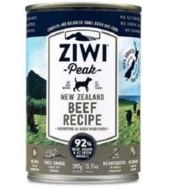 Ziwipeak Moist Beef For Dogs 390g