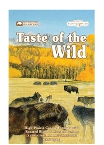 Taste Of The Wild High Prairie Adult Canine Formula 28lb