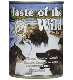 Taste Of The Wild Pacific Stream Canine In Gravy 375g