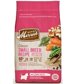 Merrick Classic Small Breed Recipe 1.82kg