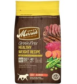 Merrick Grain Free Healthy Weight Recipe 1.8kg