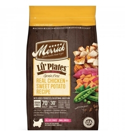 Merrick Lil Plates Grain Free Real Chicken + Sweet Potato Recipe 1.85kg