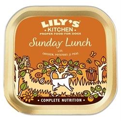 Lilys Kitchen Sunday Lunch 150g