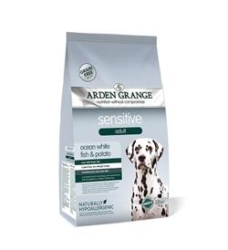 Arden Grange Sensitive Adult Dog 2kg