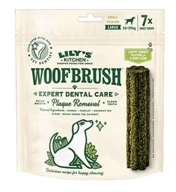 Lilys Kitchen Large Woofbrush Dental Chew 7pcs